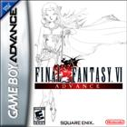 Final Fantasy VI Advance box