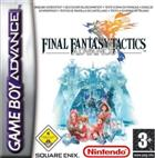 Final Fantasy Tactics Advance box