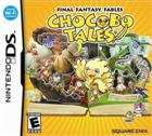 Final Fantasy Fables: Chocobo Tales box