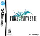 Final Fantasy III box