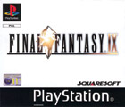 Final Fantasy IX box