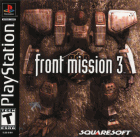 Front Mission 3 box