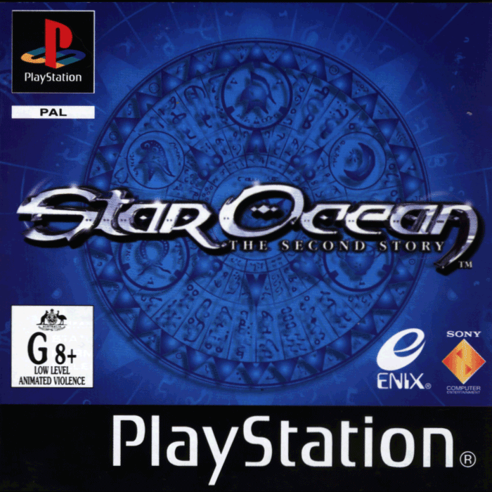 star ocean second story iso