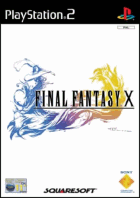 Final Fantasy X box