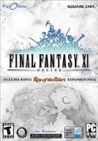 Final Fantasy XI box