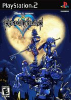 Kingdom Hearts box