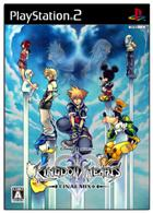 Kingdom Hearts II: Final Mix+ box
