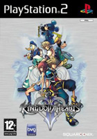 Kingdom Hearts II box