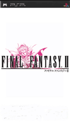 Final Fantasy II Anniversary Edition box